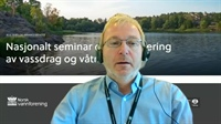 Strategy leading 11th Norwegian River Restoration Seminar